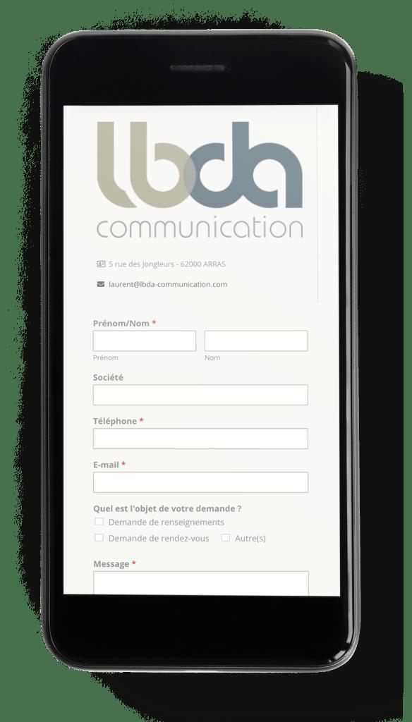 LBDA-Communication-ARRAS